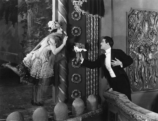 Norma Talmadge and Wallace MacDonald in The Lady (Frank Borzage 1925).