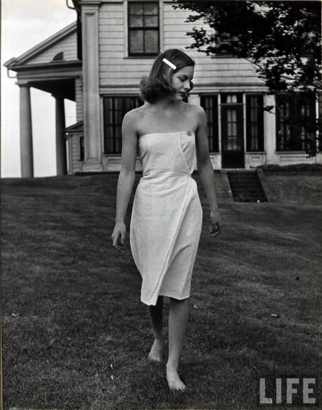1940s underwear