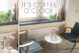 It´s coffee o´clock