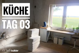 Küche Tag 03