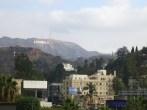 Hollywood就在我住的飯店腳下