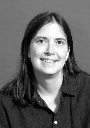 Author Susan Perabo