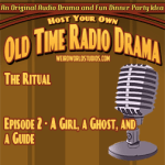Full Script of A Girl, a Ghost, and a Guide - Episode 2 of The Ritual