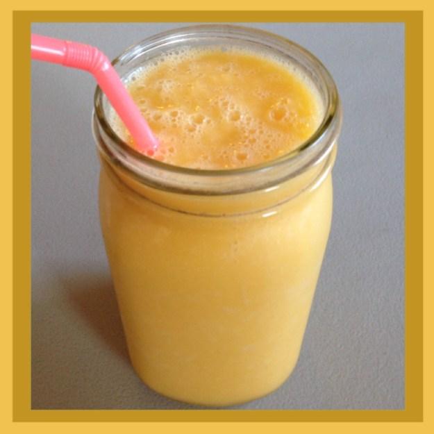 Mango Peach Orange Julius