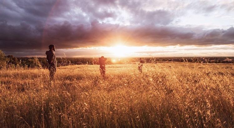 Die Wunden der Gegenwart werden geheilt durch die Gedanken an die Zukunft. - Heinz Körper