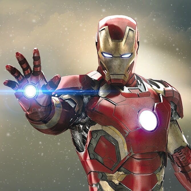The meaning and symbolism of the word       Iron Man     iron man