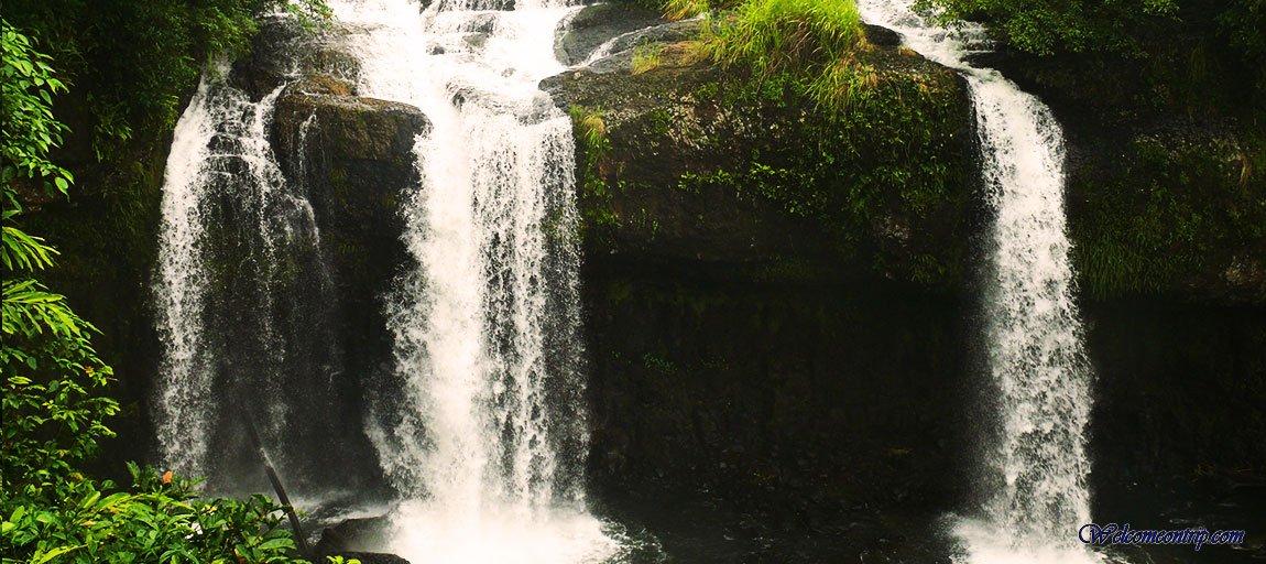 Tableland Cascades