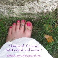 Wonder of Creation - Five Minute Friday