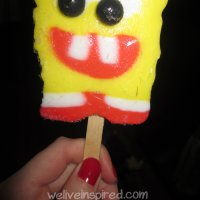 Yes That's Me With the Spongebob Popsicle!
