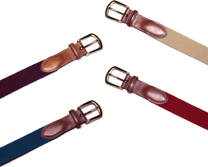 O'Connell's_Surcingle_Belts