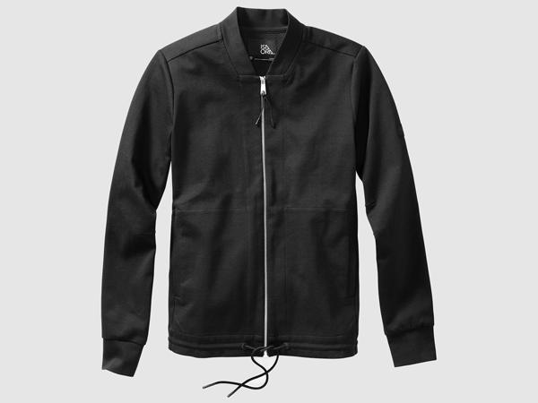 Isaora_Knit_Bomber_Hybrid_Jacket_1