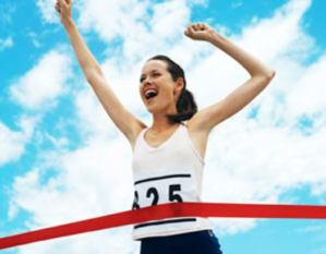 woman-crossing-finish-line