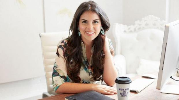Caroline Ghosn Levo founder career advice