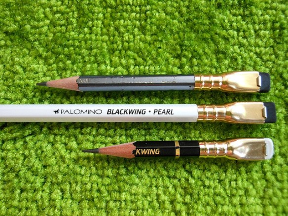 The new Palomino Blackwing Pearl Review is coming! Check out these great photos from Pencil Revolution