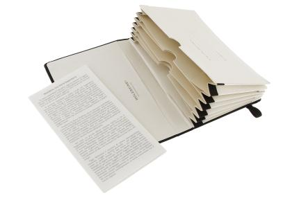 Moleskine Portfolio Book