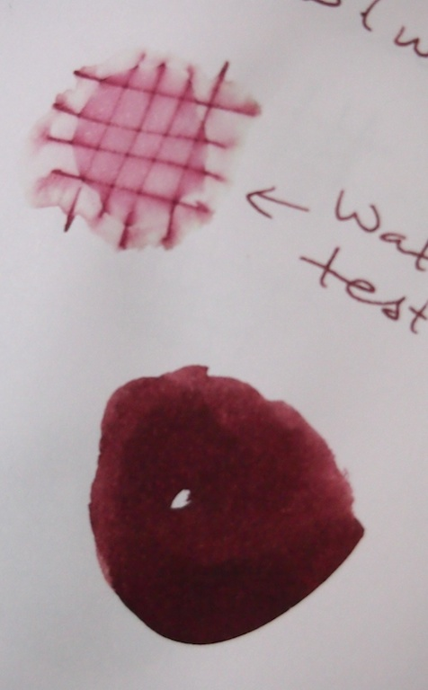 Private Reserve Black Cherry Ink Swab