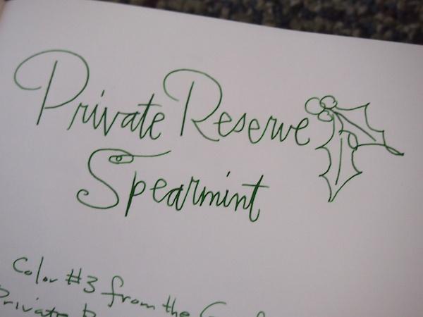 Private Reserve Spearmint