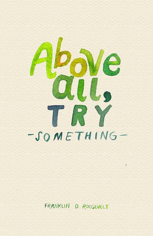 Watercolor quote by Rocketrictic (via Flickr)