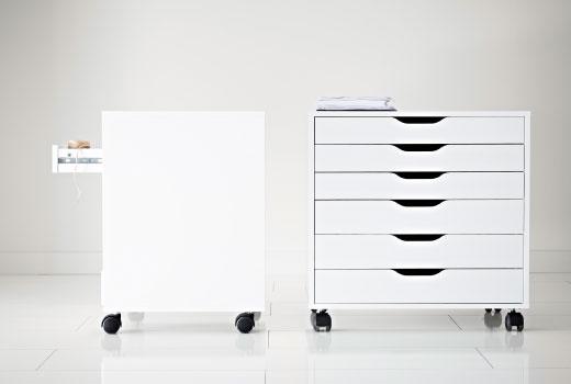Alex Drawer Unit from Ikea