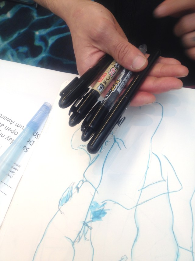 Hecotr Casanova Drawing Tools