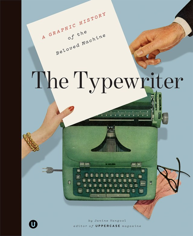 Uppercase The Typewriter Book