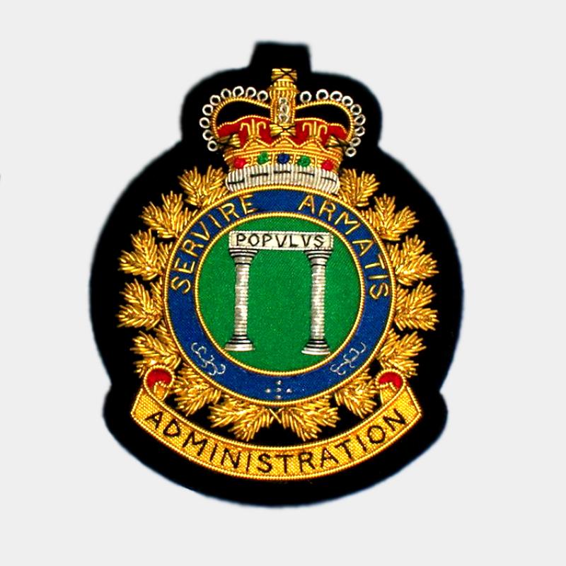 Squadrons blazer badges