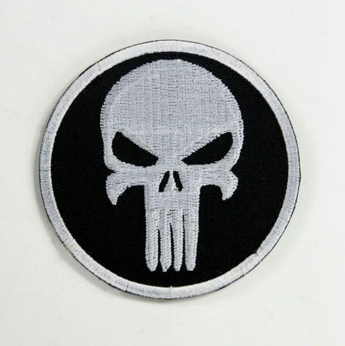 Paintball Embroidered Patches