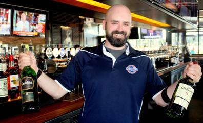 John Flaherty - Tony C's Sports Bar & Grill