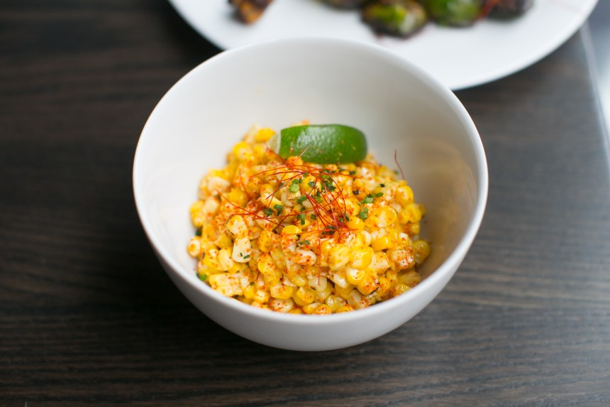 River Bar - Grilled Corn (c. Brian Samuels)
