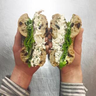 bagelsandwich