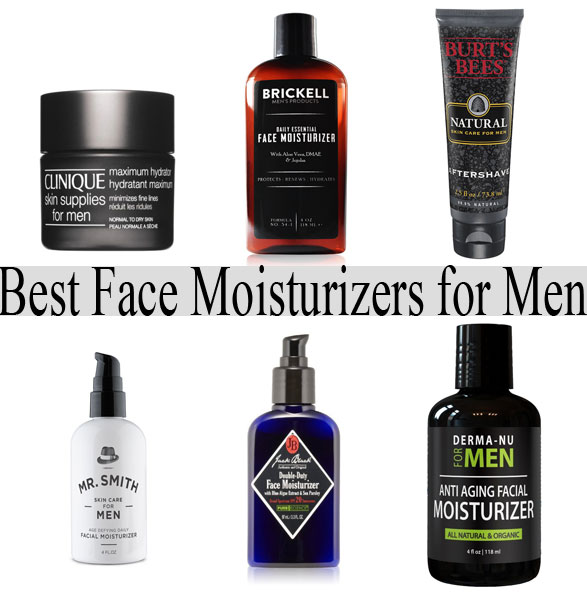 best face creams for men
