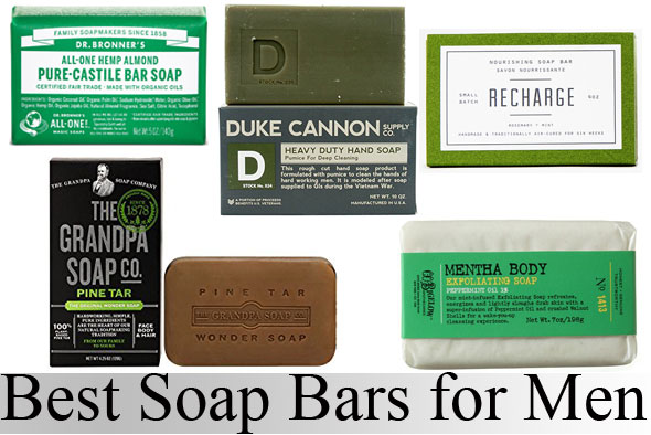 best-soap-bars-for-men