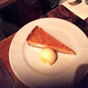 POLPETTO | BERWICK STREET | POLPO | MAPLE TART | WE LOVE FOOD, IT'S ALL WE EAT
