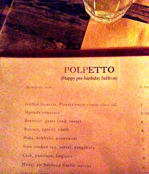 POLPETTO | BERWICK STREET | POLPO | MENU | WE LOVE FOOD, IT'S ALL WE EAT