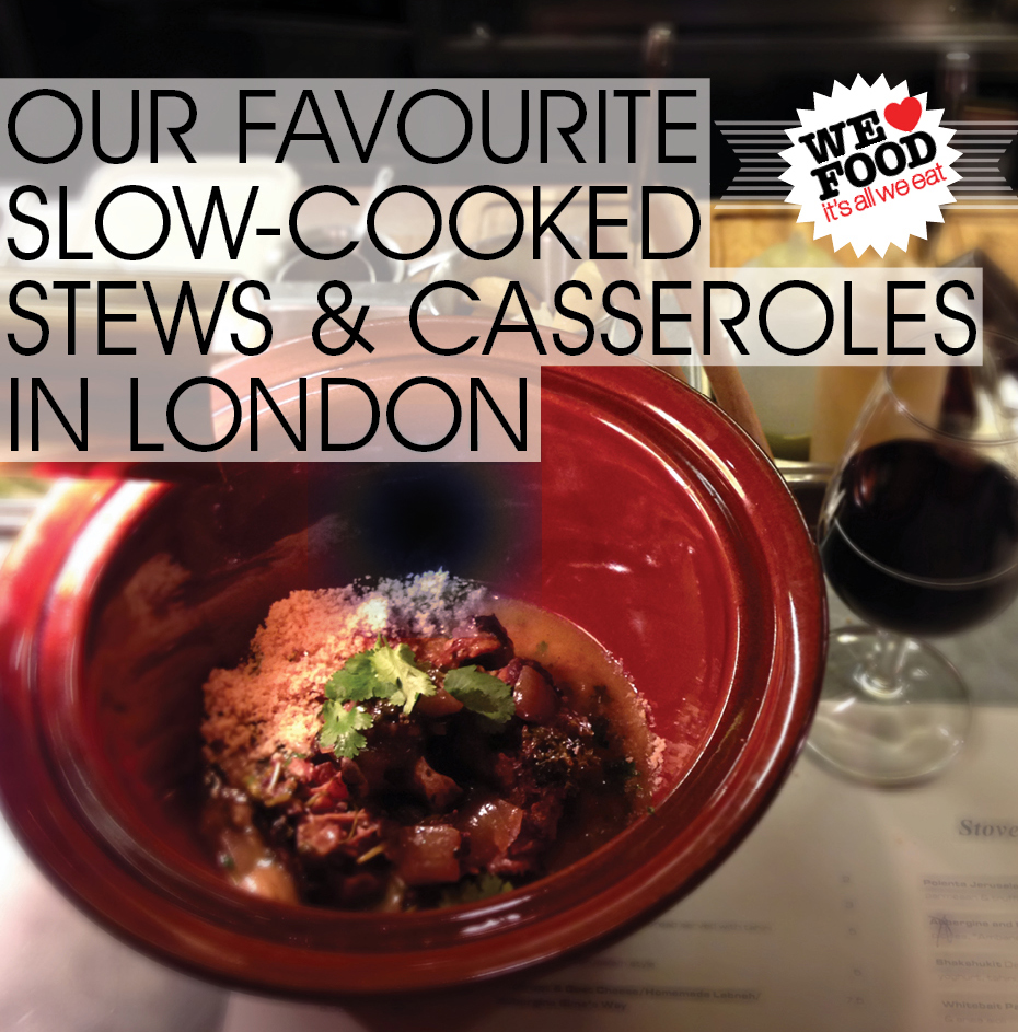 Winter warmers | Our favourite slow-cooked stews and casseroles in London, bookable with OpenTable