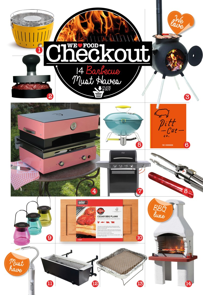 14 Barbecue Must Haves From Just £1| Checkout 2015