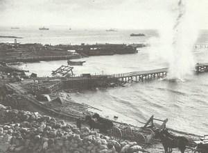Landungspier Kap Helles