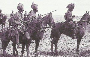 Indische Kavallerie