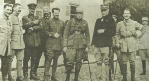 Churchill an der Westfront