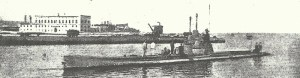 Österreichisches U-Boot Typ Krupp-Germania