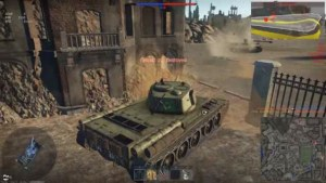 Abschuss Tiger in War Thunder