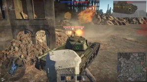 Abschuss Panther in War Thunder