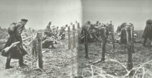 Russische Soldaten Brussilow-Offensive