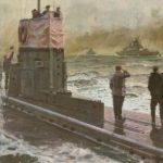 Altes U-Boot U-9