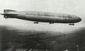 Marine-'Super-Zeppelin' L32