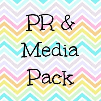 Work With Me - PR and Media Pack