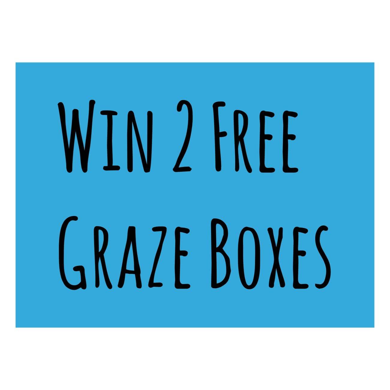 Win 2 graze boxes