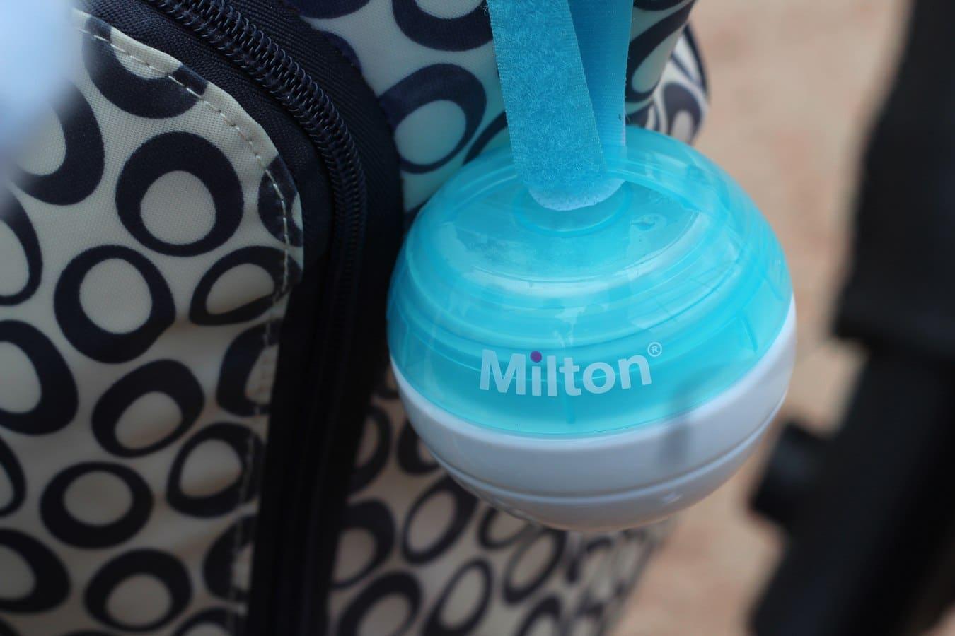 Milton Mini Portable Soother Steriliser