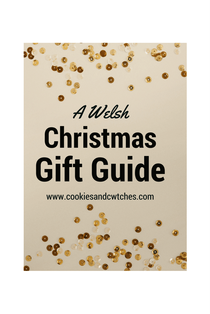 welsh christmas gift guide