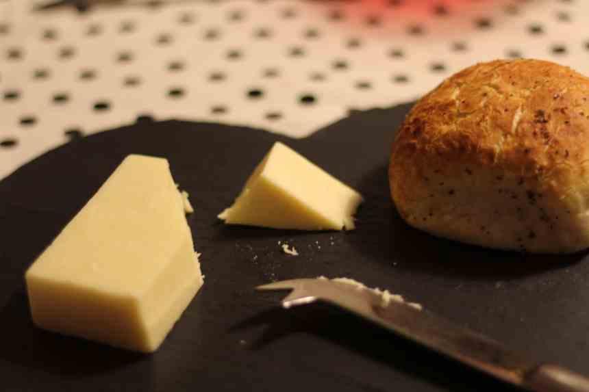 welsh slate cheese board